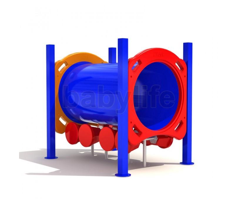 Детский игровой комплекс «Вагончик Грузовой»