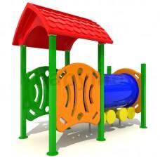 Детский игровой комплекс «Паровозик 2»