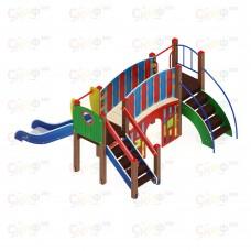 Детский игровой комплекс «Карапуз» ДИК 1.001.01  H=900