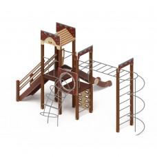 Детский игровой комплекс «Замок» ДИК 2.18.03 H=1500