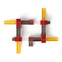 Детский игровой комплекс «В гостях у сказки» ДИК 1.05.01-08 H=900