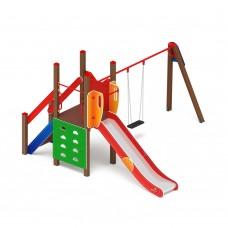 Детский игровой комплекс «Счастливое детство» ДИК 2.01.03 H=1200