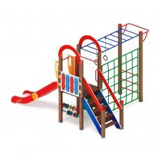 Детский игровой комплекс «Играйте с нами» ДИК 2.01.1.05 H=1200