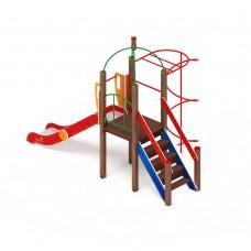 Детский игровой комплекс «Навина» ДИК 2.09.01 H=1200