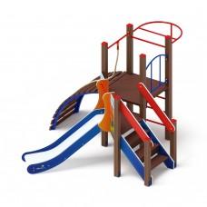 Детский игровой комплекс «Спорт» ДИК 1.06.01 H=900