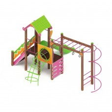 Детский игровой комплекс «Лукоморье» ДИК 2.25.05