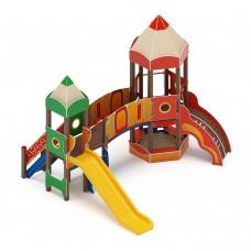 Детский игровой комплекс  «Карандаши» ДИК 2.26.02 Н=1200