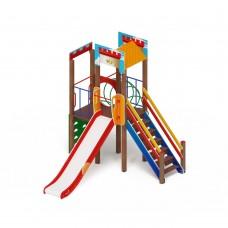 Детский игровой комплекс «Замок» ДИК 2.18.04-01 H=1500