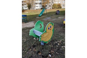 Детские площадки  во Владимире